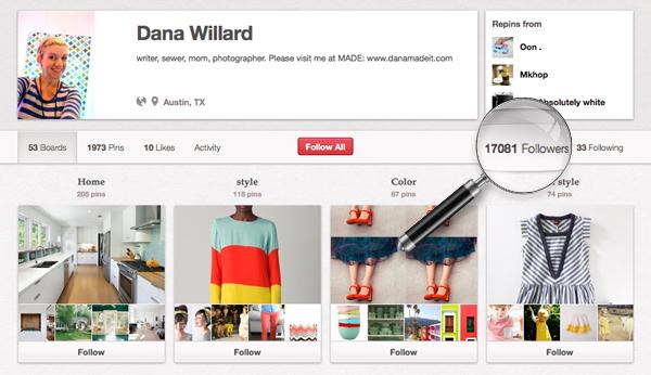 Closeup of Made Pinterest Board | theblogmaven.com