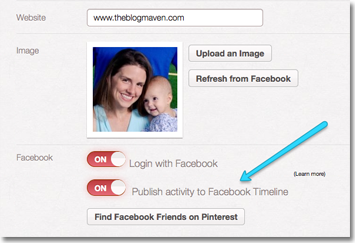 Optimize your Pinterest Profile | theblogmaven.com