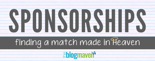 Sponsorships Finding a Match Made in Heaven | The Blog Maven