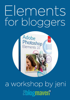 Elements for Bloggers | A FREE Workshop from The Blog Maven