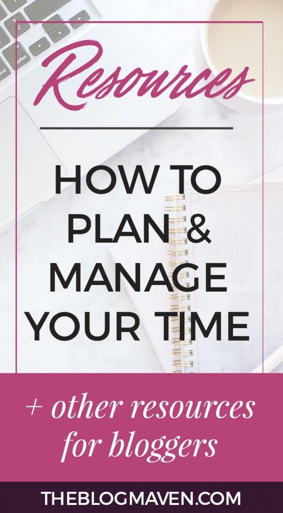 Blog Smarter | Time management tips for bloggers