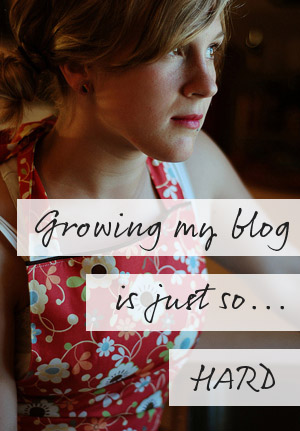 the #1 reason your blog is growing slowly