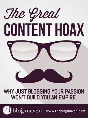 Why isn't your blog growing? Here's one good reason.