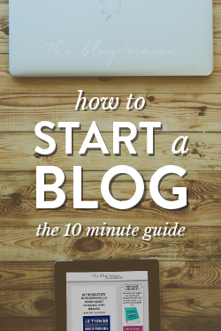 Start a blog with this easy-to-use guide