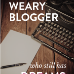 Whose dream is your blog building?