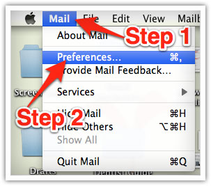 Mac Mail Whitelisting