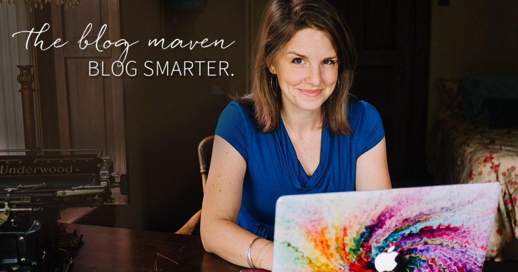 The Blog Maven | Blog Smarter.