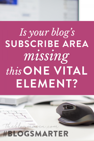 There's a smarter strategy for building your blog. Read more at The Blog Maven.